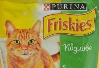 Падение цен на консервы Felix и Friskies