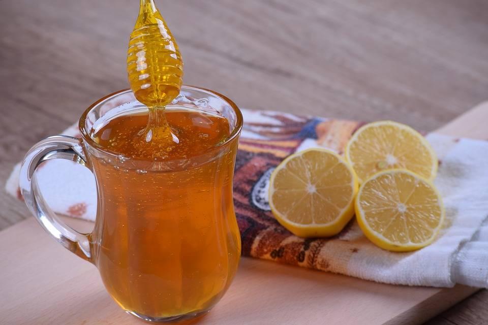 Чай с медом - вкусно и полезно