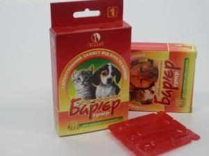 Барьер - Супер 1 доза