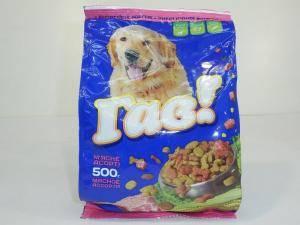 Гав - сухой корм для взрослых собак