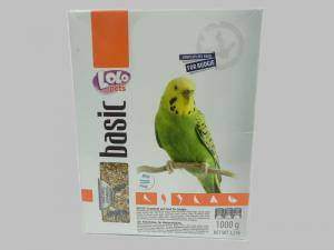 Корм для волнистых попугаев Лоло Петс Lolo Pets