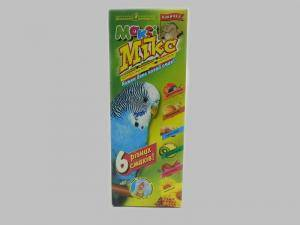 Крекер для попугаев Макси Микс 6 вкусов