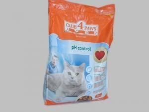 Клуб 4 Лапы рH Control, сухой корм для взрослых котов