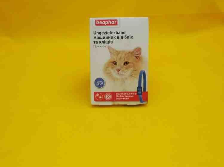 Beaphar Flea & Tick Ошейник от блох для кошек