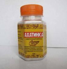Ахатинка - универсальная белково-кальциевая подкормка для улиток