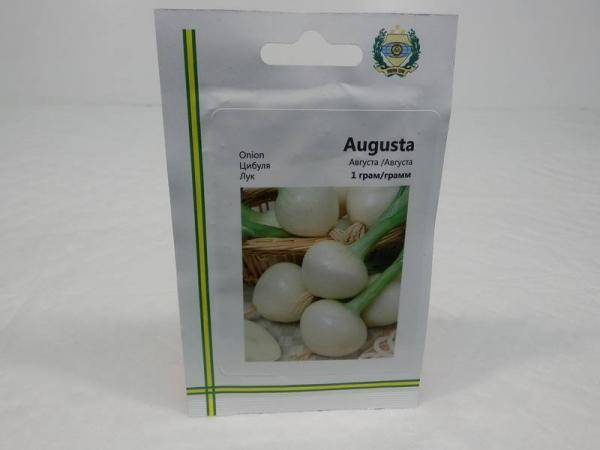 Семена лука Августа (озимый) - 1,0 г