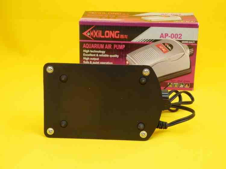 Компрессор для аквариума Xilong AP-002 (Ксилонг АР - 002), двухканальный