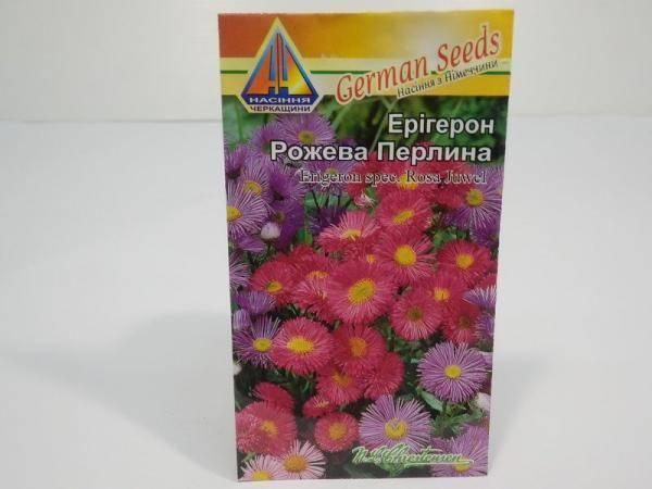 Семена эригерона Розовая жемчужина