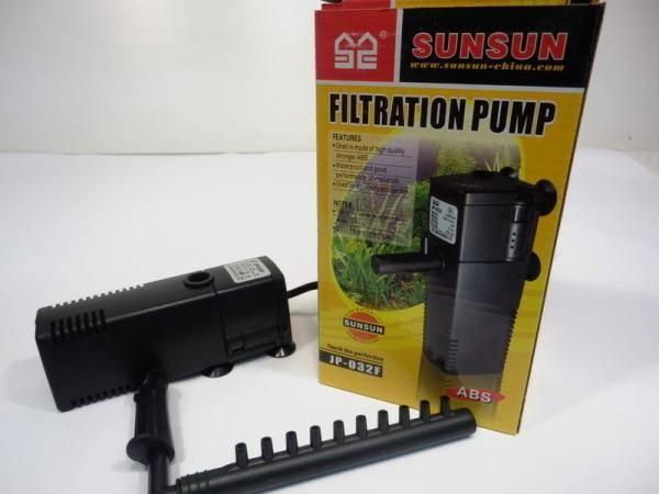 SunSun (СанСан), внутренний фильтр для аквариума
