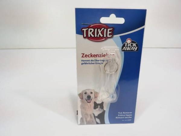Пинцет для легкого удаления клещей Trixie