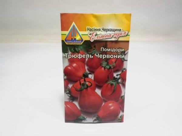 Семена томатов Трюфель красный