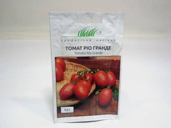 Семена томатов  Рио гранде