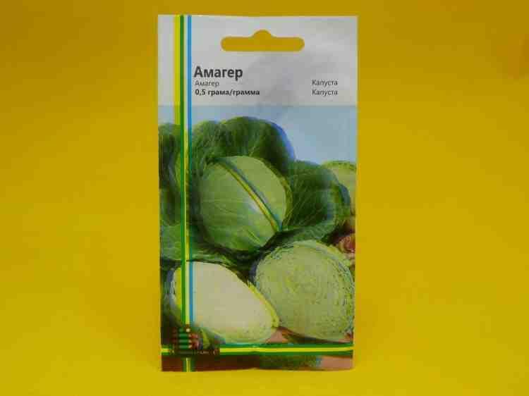 Семена капусты Амагер