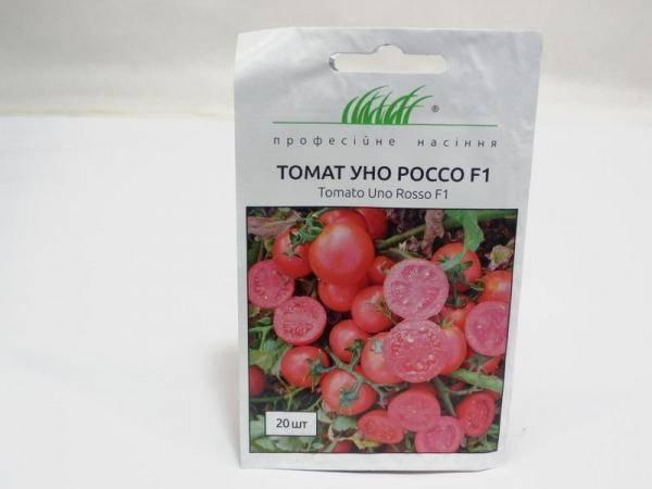 Семена томатов Уно Россо F1