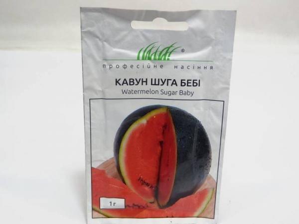 Семена арбуза Шуга Беби