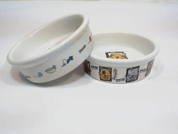 Миска керамическая для котов купить