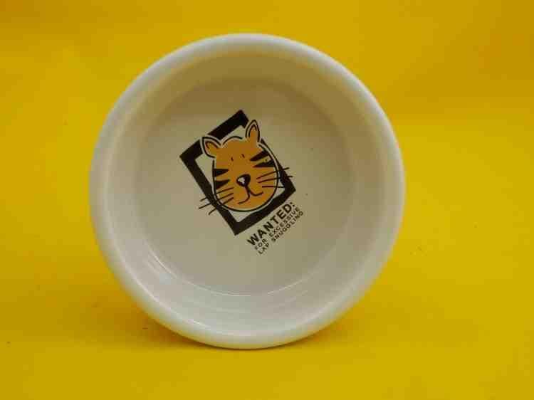 Миска керамическая для котов Trixie - 0,2 л
