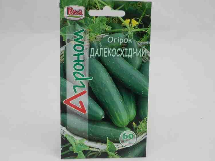 Семена огурцов Дальневосточный