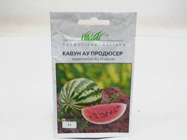Семена арбуза Ау Продюсер - 1 г