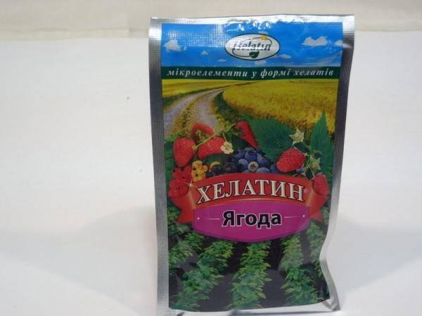 Хелатин  ягода