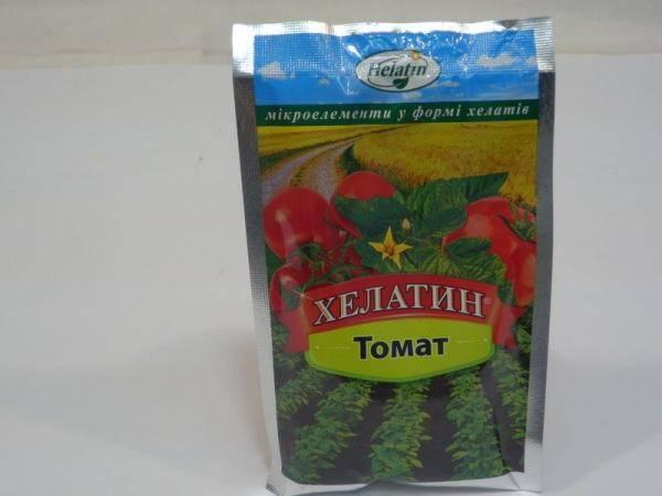 Хелатин  томаты