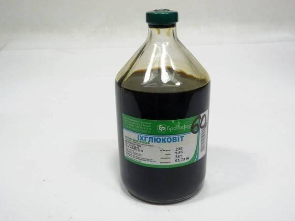 вет  препарат для лечения эндометритов, для инъекций
