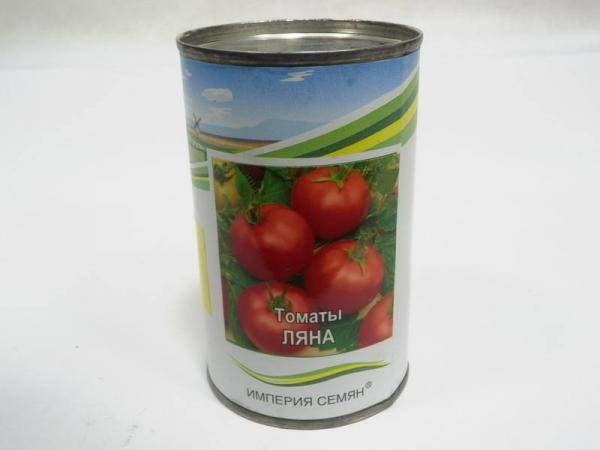 Семена томатов Ляна