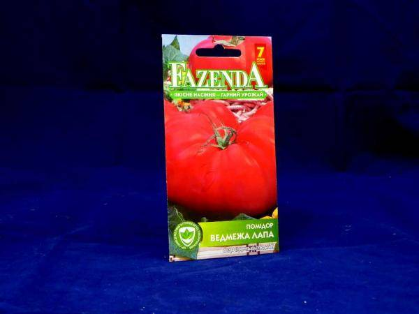 Семена томатов Медвежья Лапа