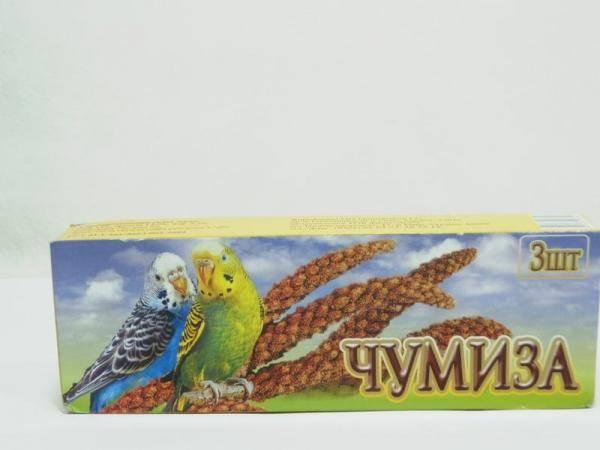 Чумиза, корм для птиц