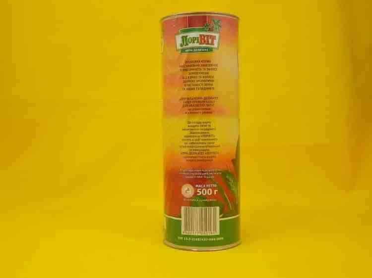 ЛориВит корм деликатес для волнистых попугаев