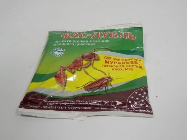 ФАС-Дубль, средство для уничтожения насекомых - 125 г