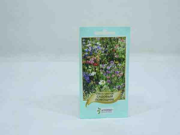 Смесь цветов СадовыйПомощник