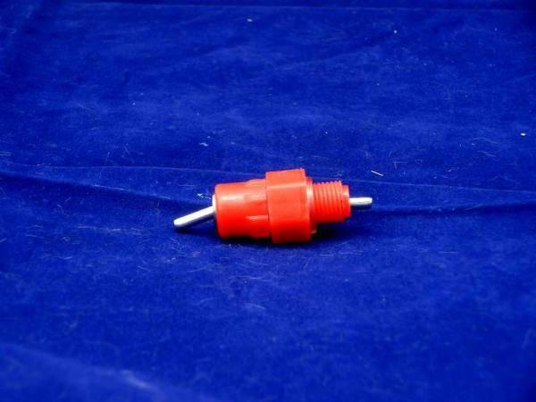 Ниппельные поилки для перепелов с каплеуловителем