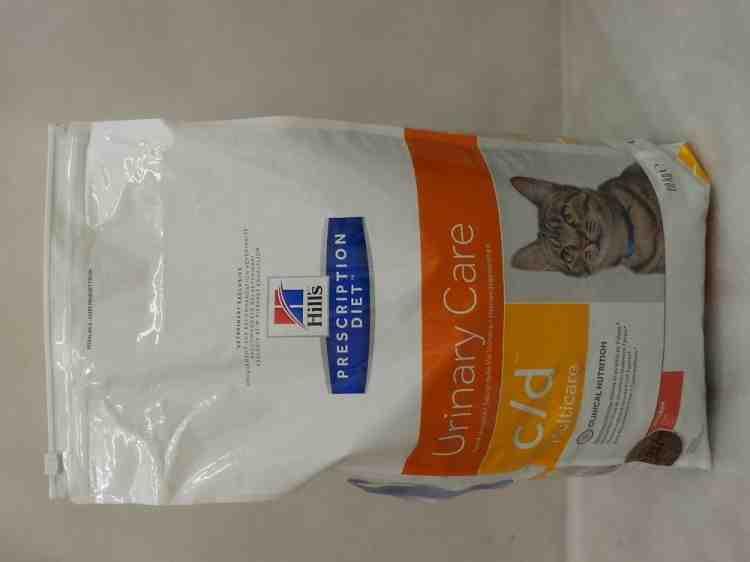 Hill's Prescription Diet Urinari Care, сухой корм для взрослых кошек с мочекаменной болезнью