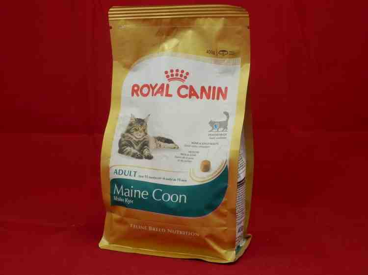 Royal Canin Maine Coon (Роял Канин для мэйн-кунов)