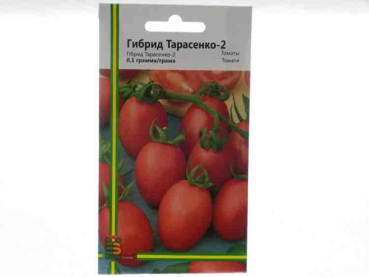 Семена томатов Гибрид Тарасенко - 2