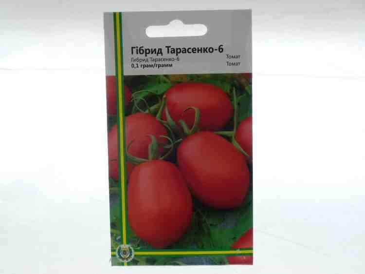 Семена томатов гибрид Тарасенко-6
