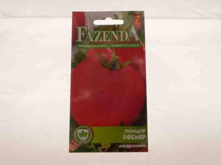 Семена томатов Эфемер
