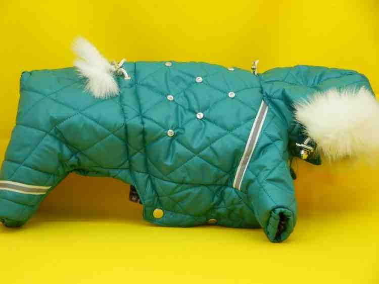 Комбинезон Гламур для собак