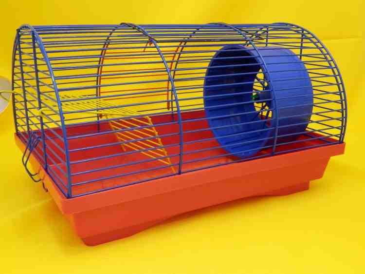 Клетка для грызунов Бунгало 1