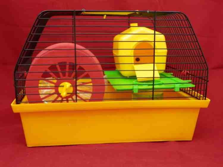 Клетка для грызунов Вилла-1, люкс