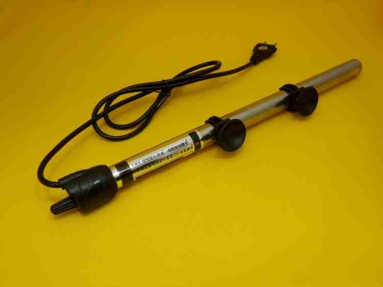 Аквариумный нагреватель Ксилонг XL-999 (Xilong - XL-999) с металлическим корпусом