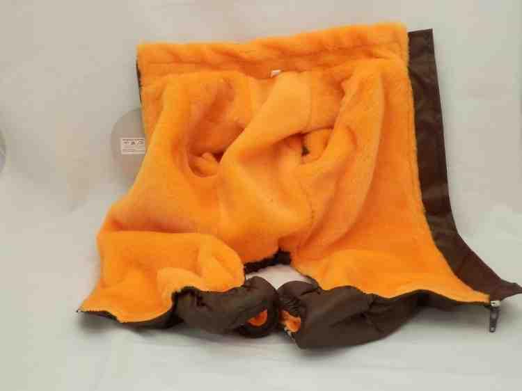 Комбинезон Такса средняя мех для мальчика (одежда для собак)