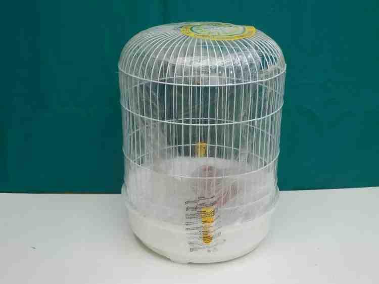 Клетка для птиц Рондо окрашенная