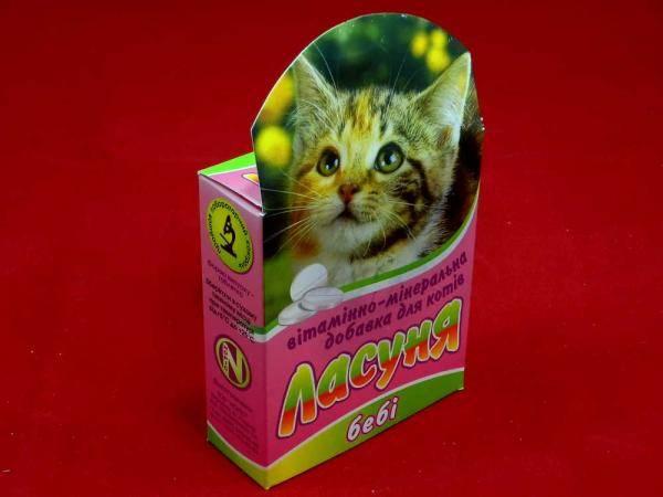 Ласуня беби для котят