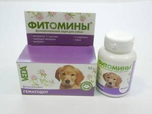 Фитокомплекс Гематодог для собак