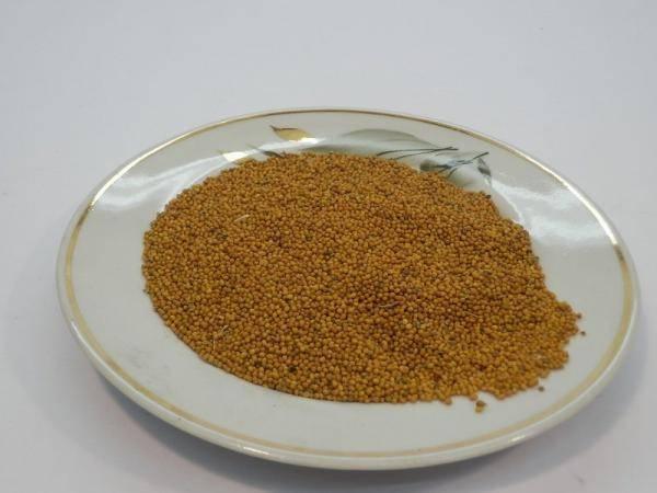 Семена белой горчицы - 1,0 кг