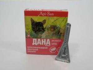 Дана, капли для котят