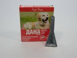 Дана, капли для собак крупных пород