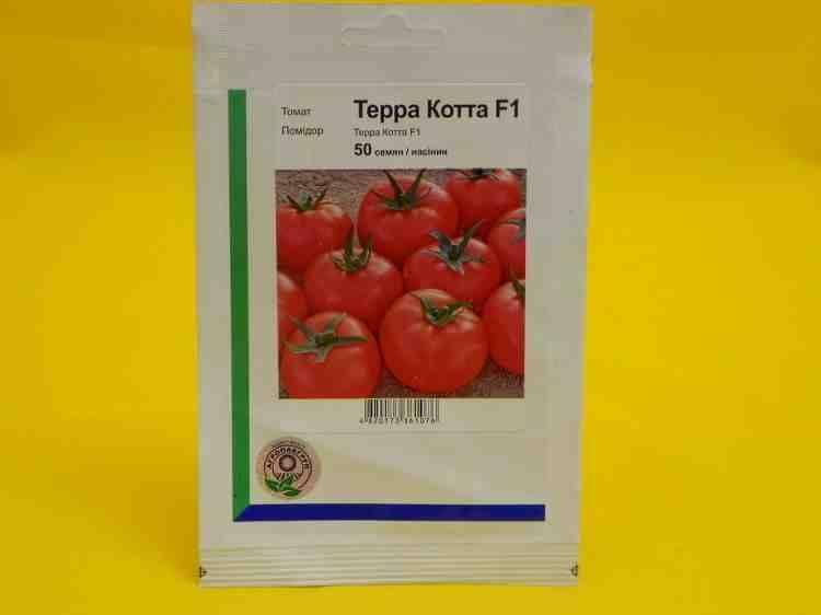 Семена томатов Терра котта, семена томатов